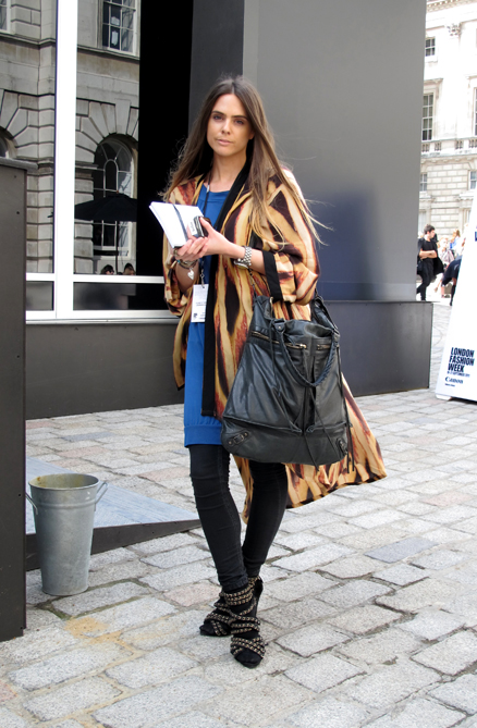 Tribal Coat LFW