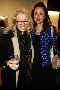 Emma Whitehair and Ruth Sibbald of Zoe & Morgan