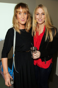 Francesca Grievson of Tephi and Phoebe Dickinson