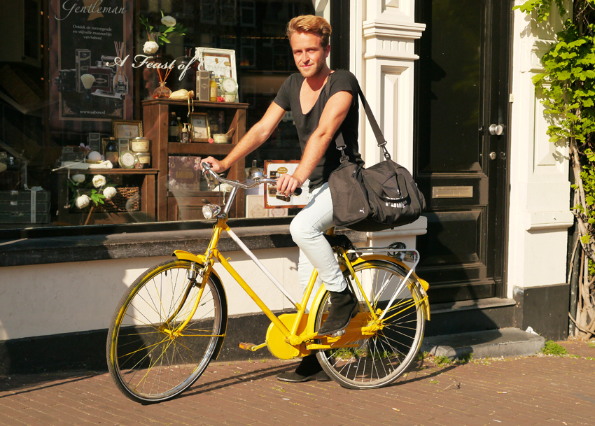 Cycle Amsterdam