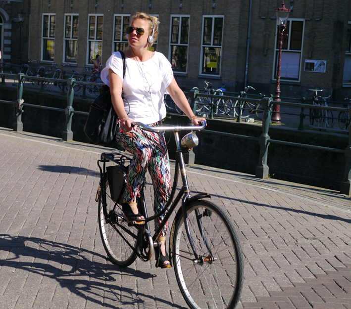 Amsterdam Cycle Style