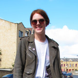 Street Style: Rose Pilkinton in Dalston for Evening Standard