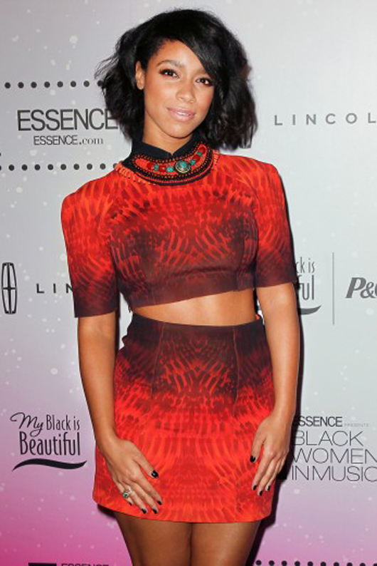 Lianne La Havas at Essence Awards