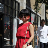 Street Style: Amber Chan in Shoreditch