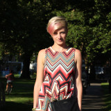 Street Style: Lana Fedina in London Fields