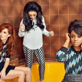 Music: Ex-Sugababes 'Mutya Keisha Siobhán' Retro Shoot