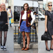 Oxford Circus Street Style