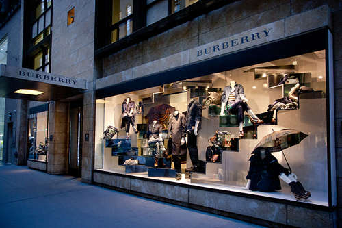 Burberry New York