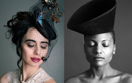 Hat Over Heels millinery workshop
