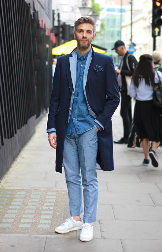 Andrew Allan at LCM