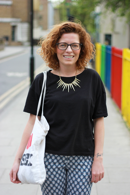 Danielle Maguire Street Style