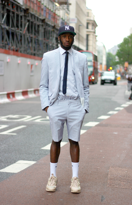 Kristian Yarde at LCM