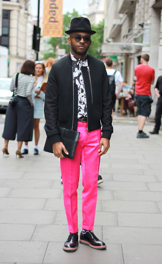 Martell Campbell at LCM