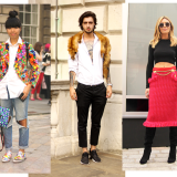 Street Style: London Fashion Week Spring Summer 2015