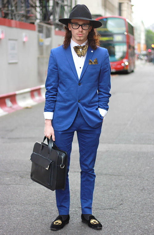 Harry Bartlett's Street Style