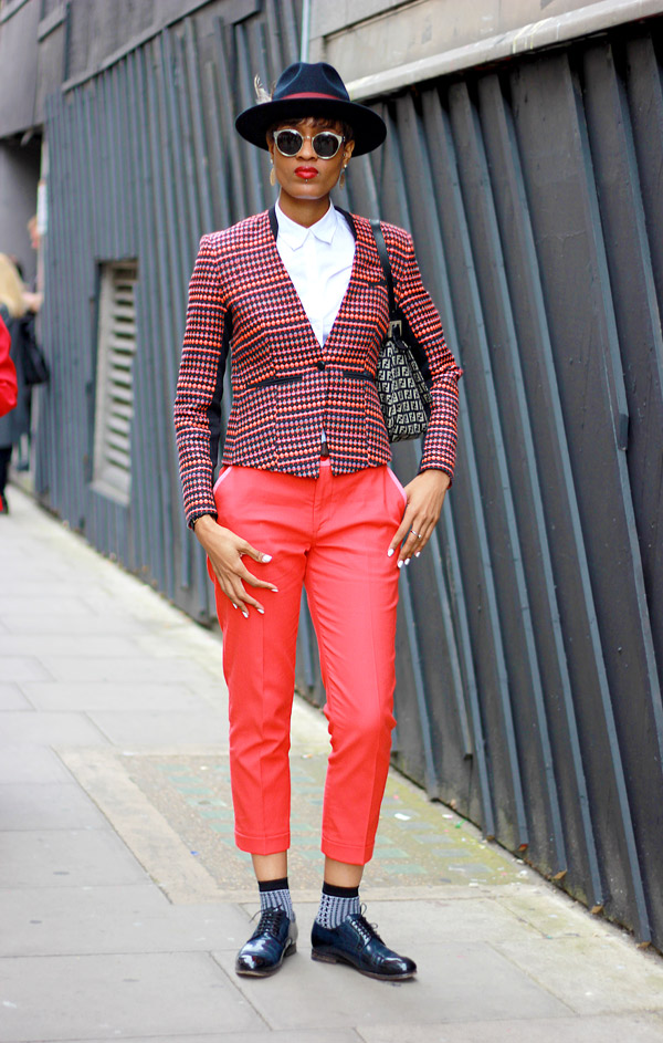 Donya Campbell's Street Style