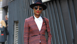 Donya Campbell's London style