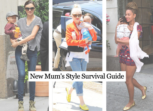 New Mum Style Guide