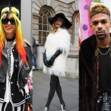 Street Style: London Fashion Week Autumn/Winter 2013