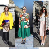 Street Style: London Fashion Week Autumn/Winter 2014