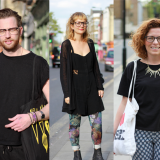 Street Style: Specsavers Appeal For Evening Standard